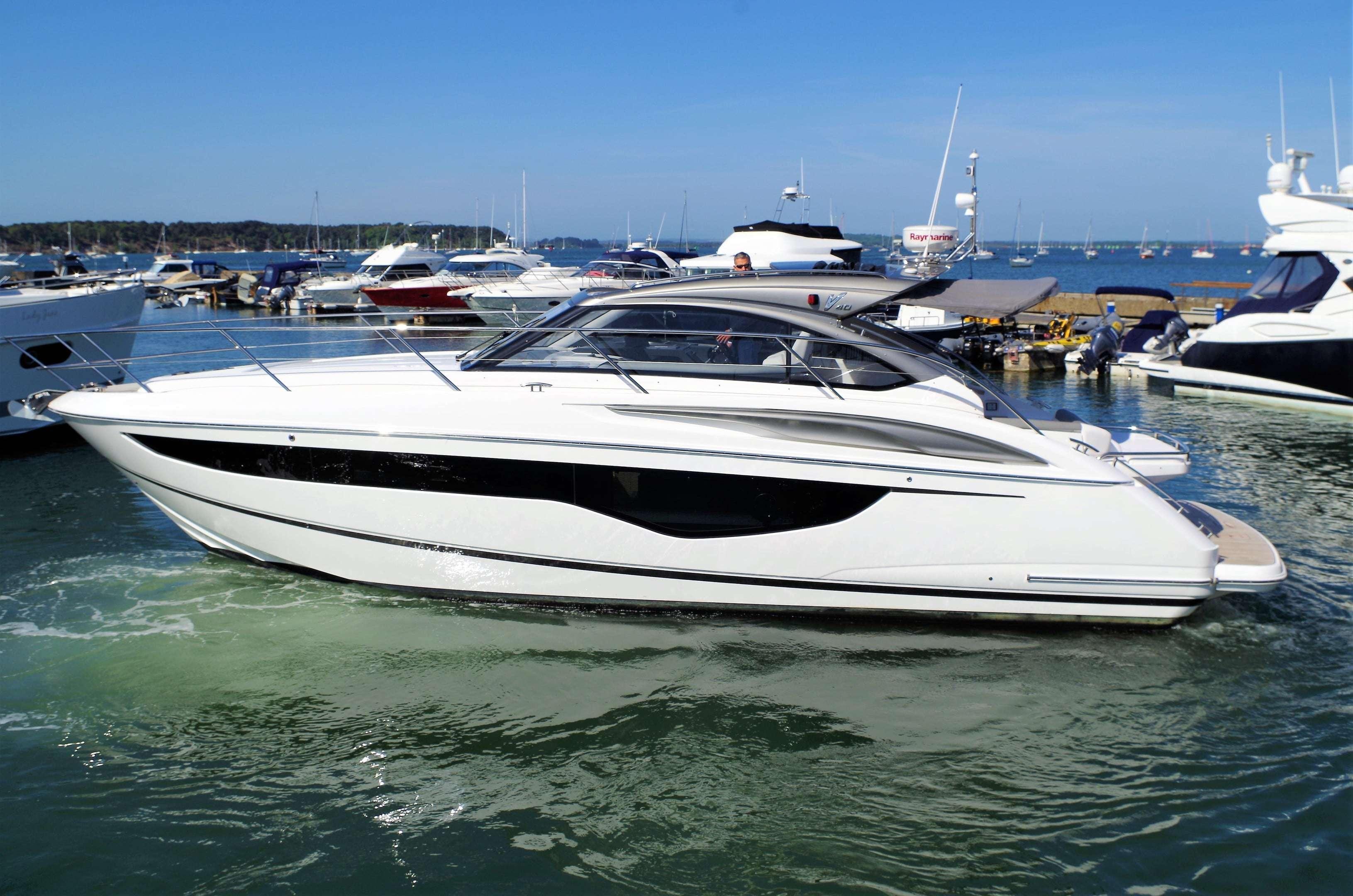 For Sale 2019 Princess V40 Boats Co Uk