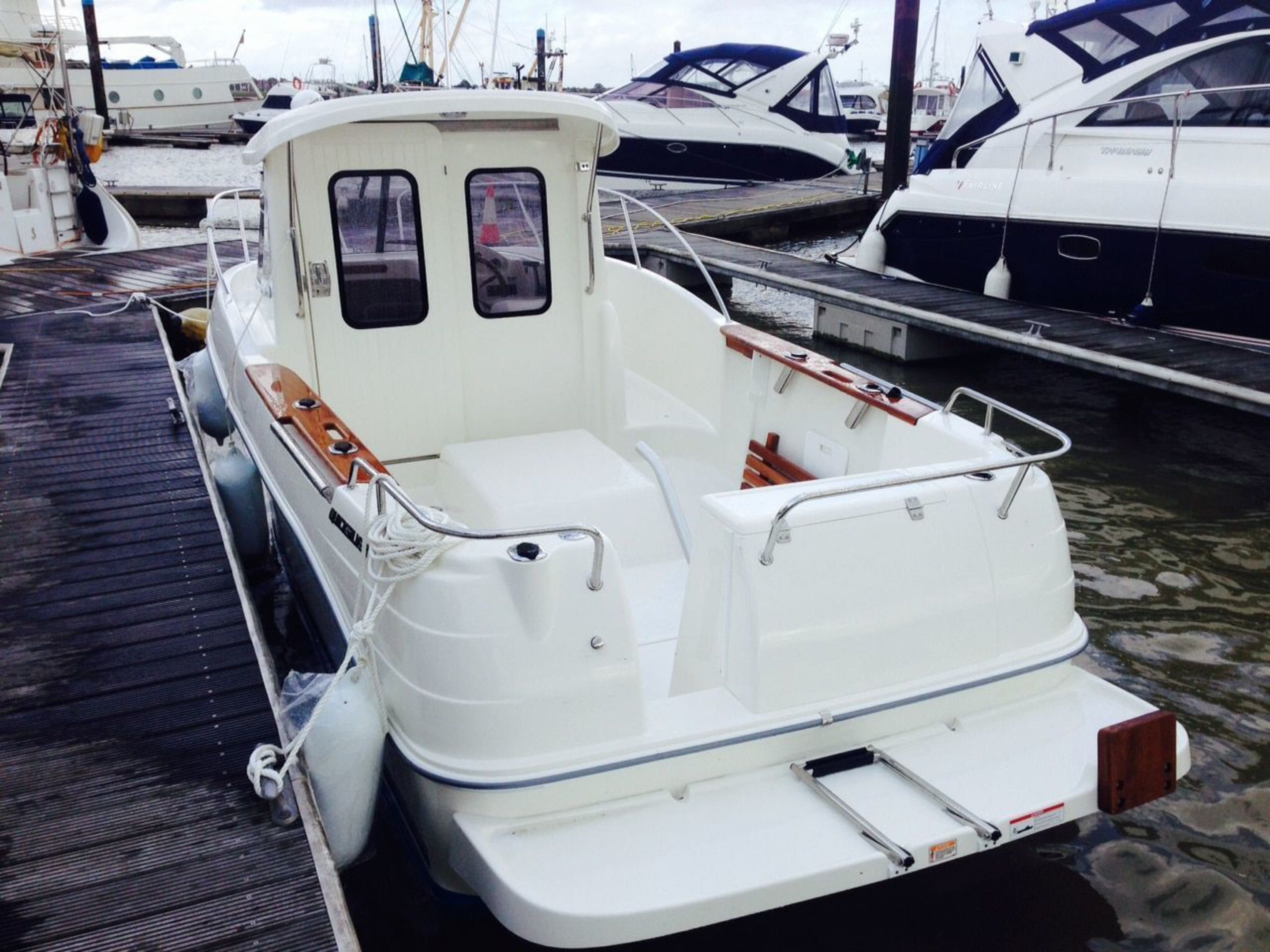 For Sale Arvor 215 As - Boats co uk