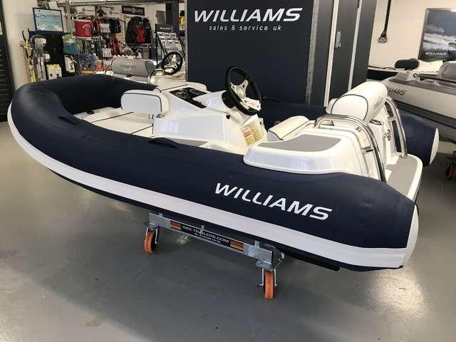 2018 - Williams - Turbojet 285s 100 Hp