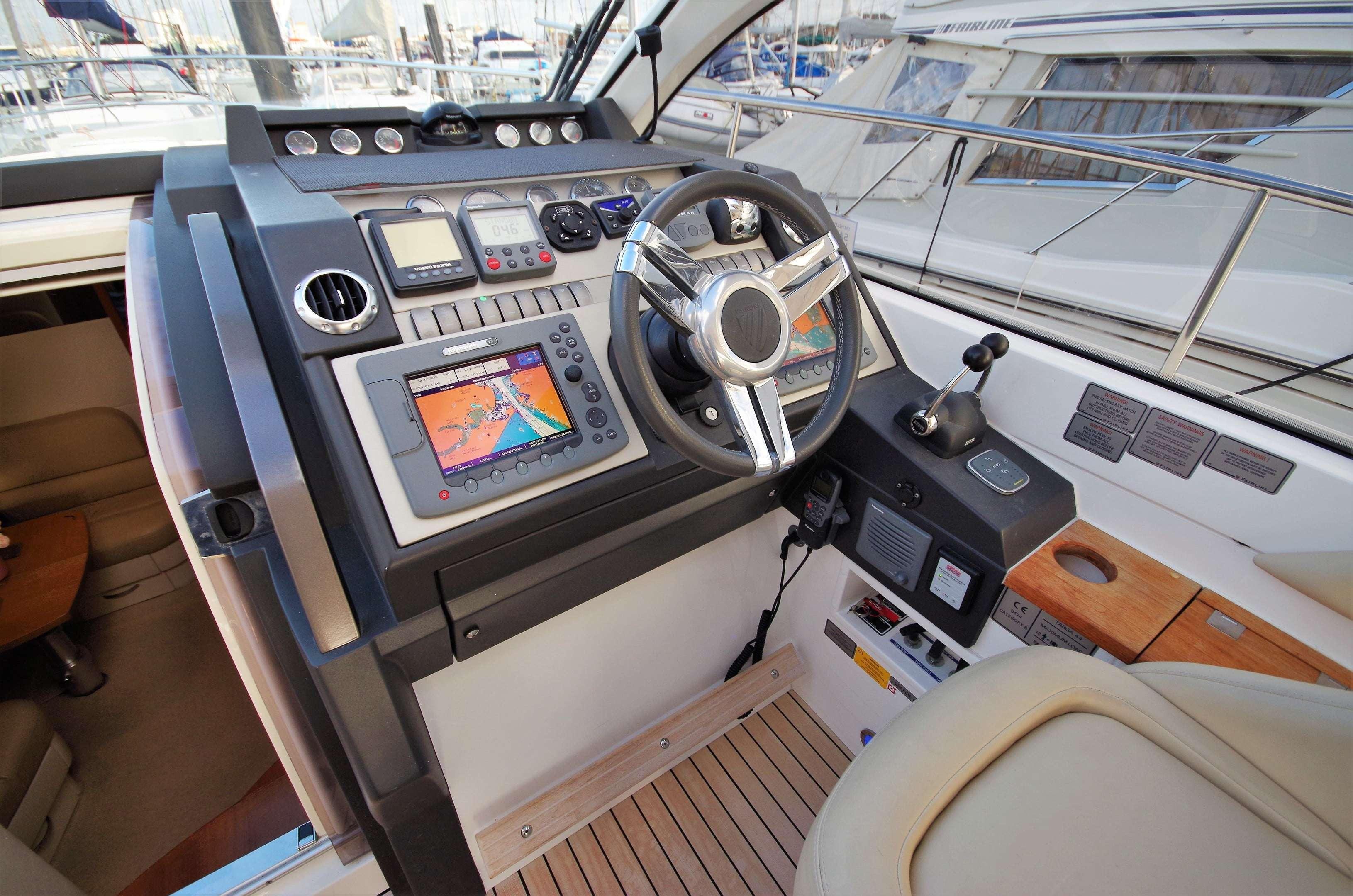 Sold 2008 Fairline Targa 44 GT IPS - Boats co uk