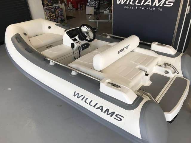 2019 - Williams - Sportjet 345