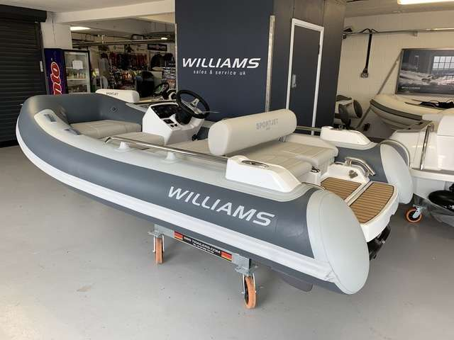 2019 - Williams - Sportjet 345