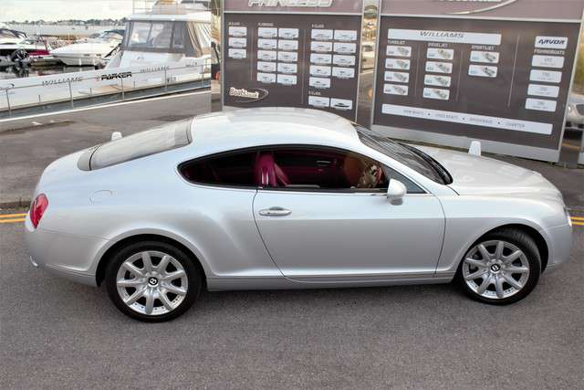 2004 - Bentley - Continental GT