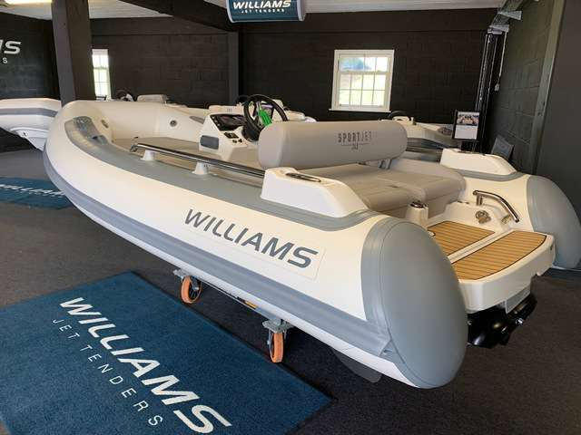 2021 - Williams - Sportjet 345