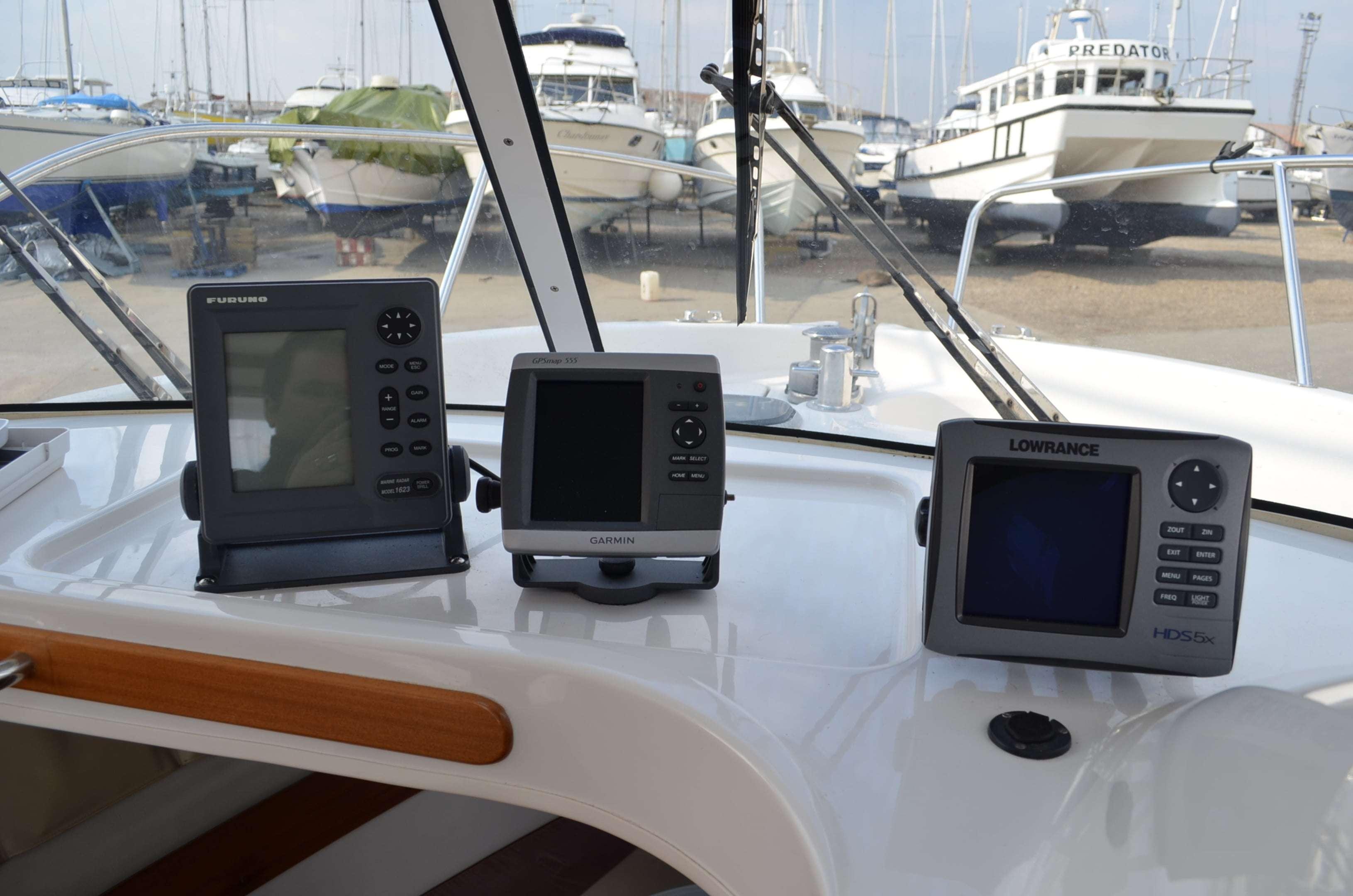 Sale Pending 2007 Arvor 250 As - Boats co uk